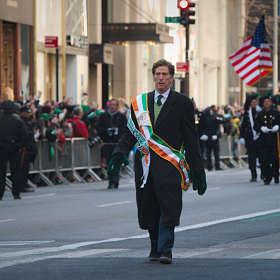 распорядитель парада