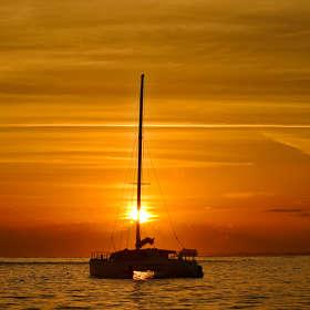 Карибский рассвет
