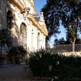 Римские закоулки в декабре