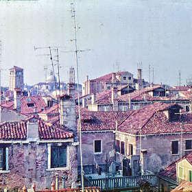 Антенны начала восьмидесятых