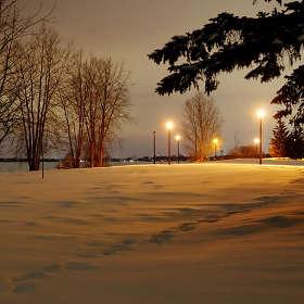 Ночь у маяка