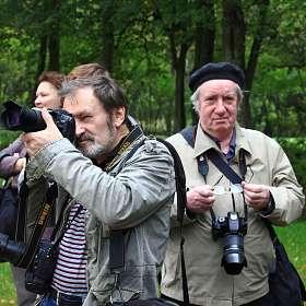 Петербургские фотографы.