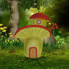 мой грибочек