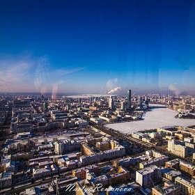 Екатеринбург - столица Урала!