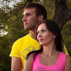 Олег и Вика