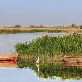 Заблудилась в двух лодках)))