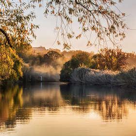 Осень на реке Миус