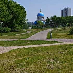 На Борисовский прудах