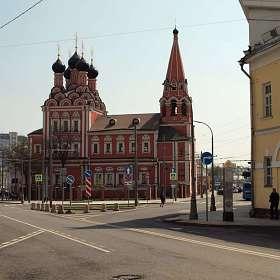 Церковь Николы на Болвановке