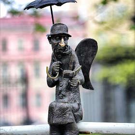 Петербургский ангел. Весна 19 ого