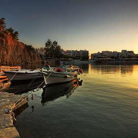 Озеро Вулисмени