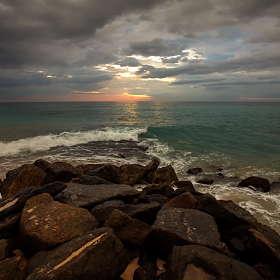 Океан...... эмоций.