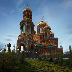 Храм ВС России