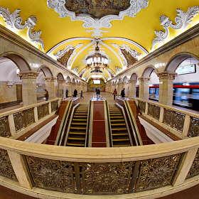 Комсомольский дворец