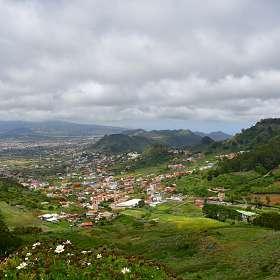 Тагесте - городок в долине..