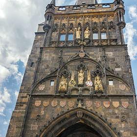 Староместская башня.
