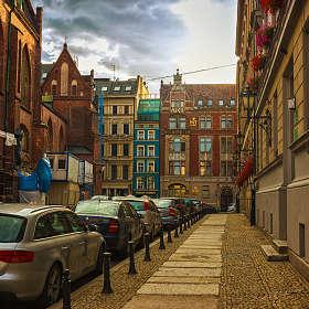 Улицами Вроцлава