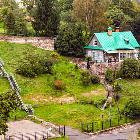 поповский домик