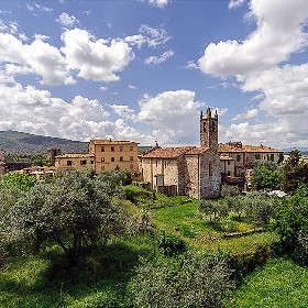 Где-то в Тоскании