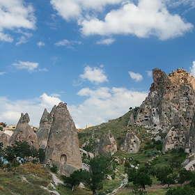 Крепость Ухчисар