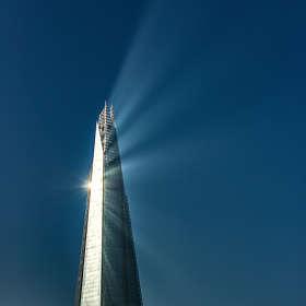 Где-то в Лондоне.. Сеанс связи с межпланетными цивилизациями..