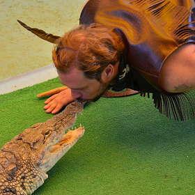 крокодиловый рай