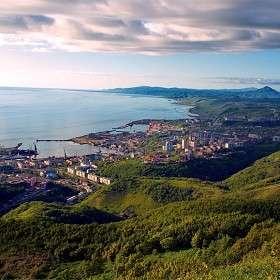 Морской городок