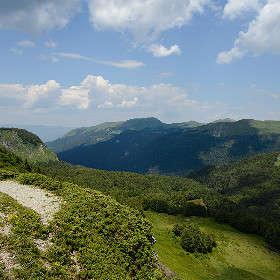 Горы Montenegro )