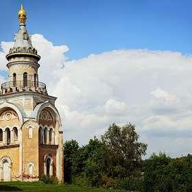г. Торжок. Борисоглебский монастырь. Свечная башня.