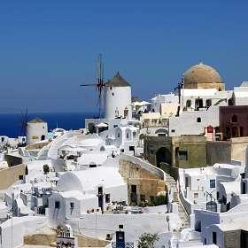 Греция. Санторини