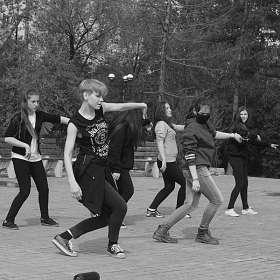 Сила танца