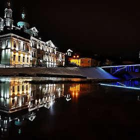 Вечерний Витебск