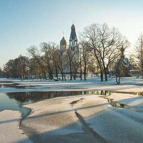 Мороз и солнце-день чудесный 2