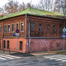 Дом на Электрозаводской
