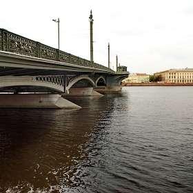 Благовещенский мост. Санкт-Петербург. 27 04 2019г.(4)