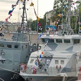 «День ВМФ в Санкт-Петербурге».(6)