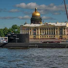 «День ВМФ в Санкт-Петербурге».(7)