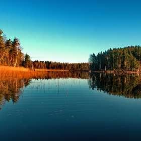 """Цикл фото """"Вуокса"""".Осень на Вуоксе. (3)"""
