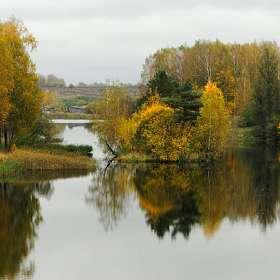Смоленская осень.