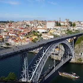 Порту - Город в Португалии