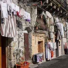 Палермо - Город на Сицилии, Италия