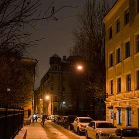 Щербаков переулок
