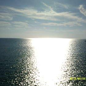 Как красиво, наше Чёрное море!