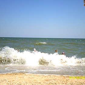 Вот оно какое, Азовское море!