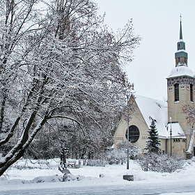 Лютеранская Кирха Преображения Господня, Зеленогорск